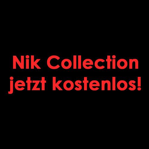 Nik-Collection jetzt kostenlos!